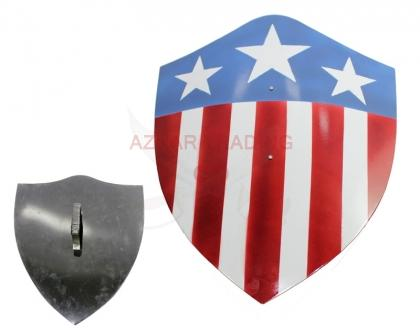 Classic Captain America shield