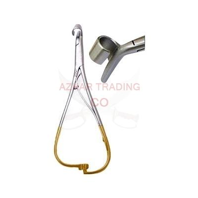 Mathieu Needle Holder Clamps with Release Tube