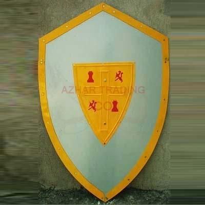 Medieval Metal Shield