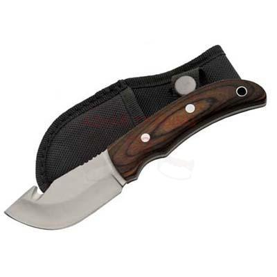 Cougar Gut Hook Skinner Knife