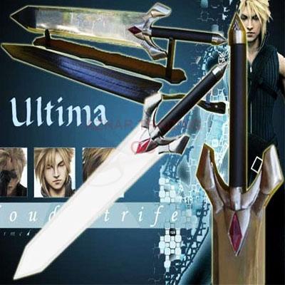 Final Fantasy-Ultima Cloud Strife Sword
