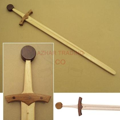 Medieval Practice Two Handed Sword