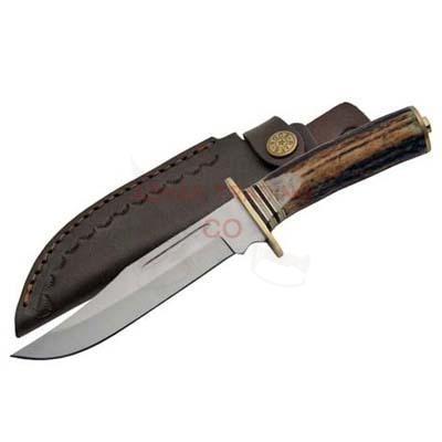 Stag El Dorado Skinner Knife
