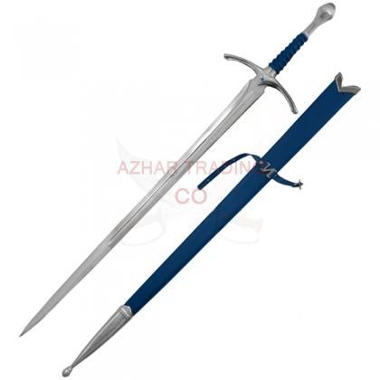 Glamdring Sword of Gandalf Blue