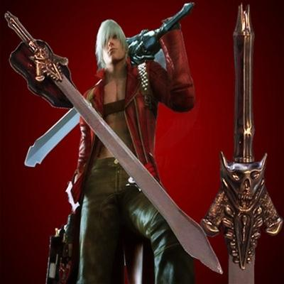 Devil May Cry 3 - Dantes Rebellion Sword