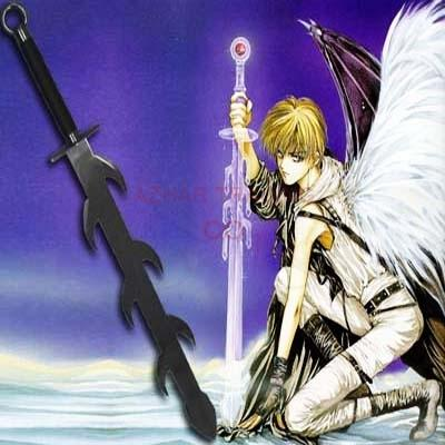 Angel Sanctuary Seven Blades Sword