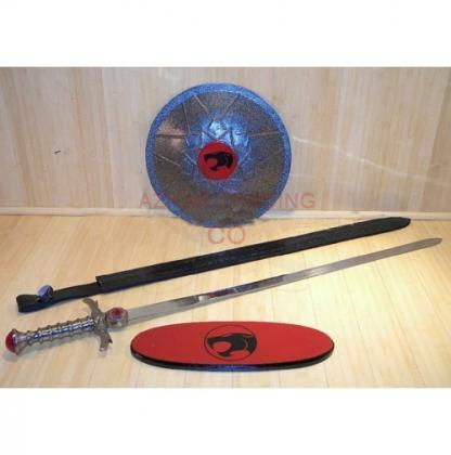 Thundercats Sword and Shield Combo