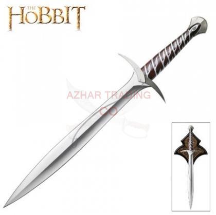 Hobbit Sting Sword Bilbo Baggins