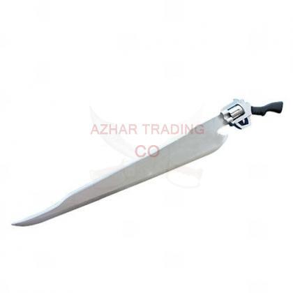 Squall Leonhart Gunblade Wooden Sword