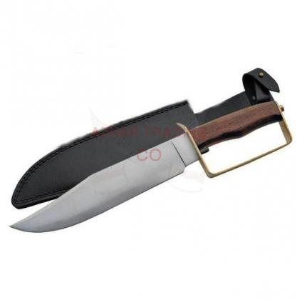 D-Guard Bowie Hunting Knife