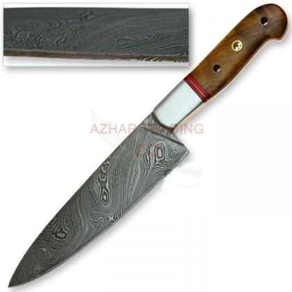 Damascus Steel Chef Knife
