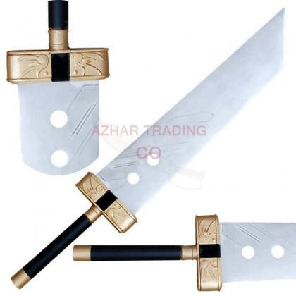 Final Fantasy 7: Crisis Core Buster Gold Sword