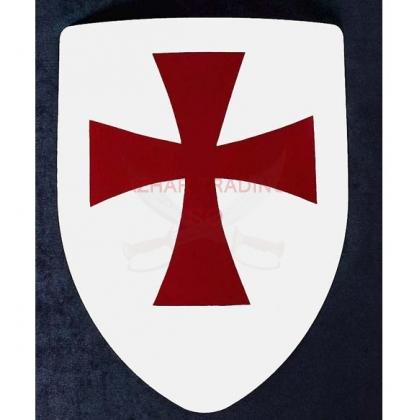 Templar Knights Shield