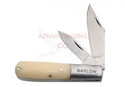 BARLOW KNIFE BONE HANDLE