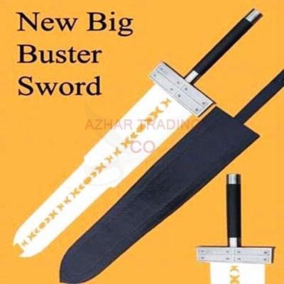 Final Fantasy - Big Berserk Sword