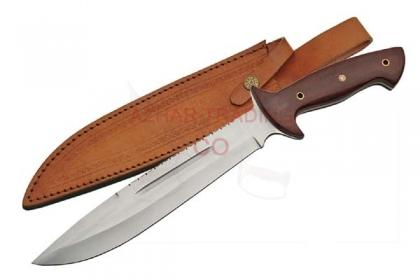 Micarta Filework Machete