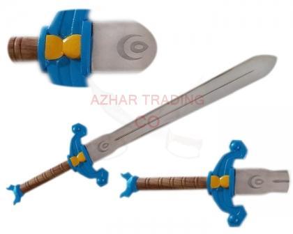 Legend of Zelda Phantom Hourglass Sword