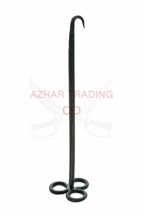 Hand Forged Stake Puller