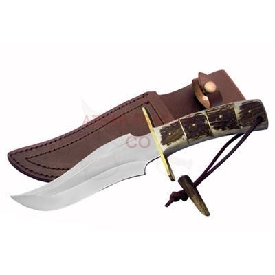 Stag Vaquero Hunter Knife