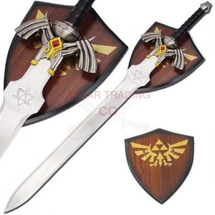 Legend of Zelda Dark Link Master Sword Twilight Princess