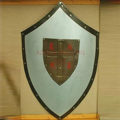 Medieval Metal Shield