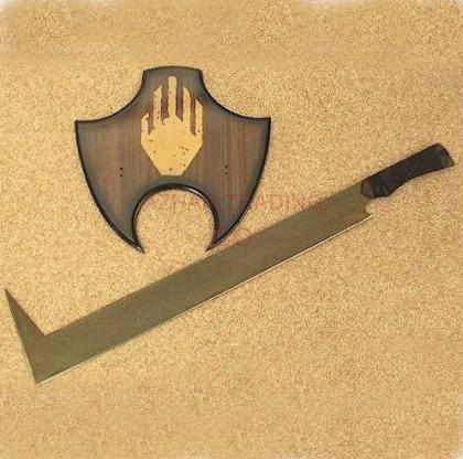 Uruk Hai Scimitar Sword