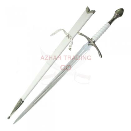 Glamdring Sword of Gandalf White