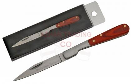 FIRE MAN TOOTHPICK FOLDING KNIFE