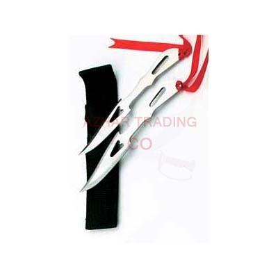 2-Pcs Throwing Knives Set
