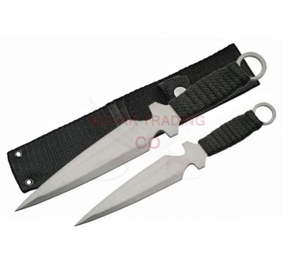 2-Pcs Kunai Throwing Knives Set