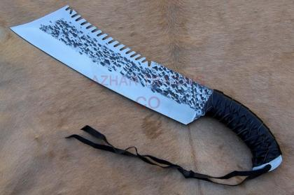 Hammered Forged Knife