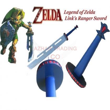 Legend of Zelda Links Ranger Sword