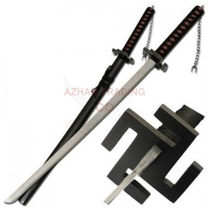 Bleach Ichigo Bankai Wooden Sword