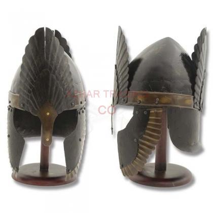 Helmet of King Elendil Black Finish