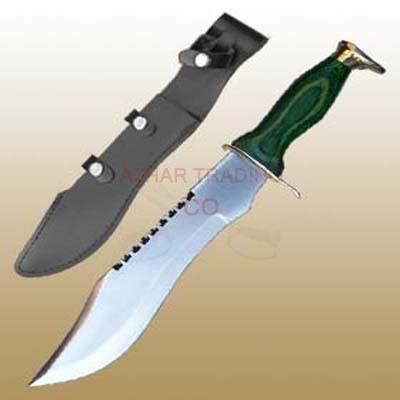 Hunting Bowie Knife 15-inches