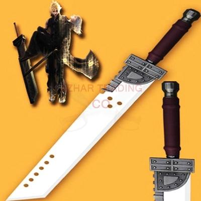 Final Fantasy-Zack Buster Sword 52 Inches