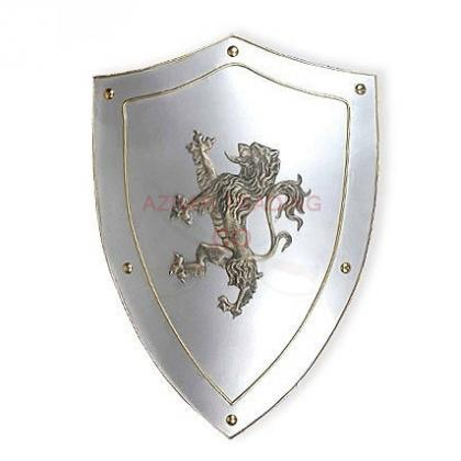 Royal Lion Medieval Metal Shield