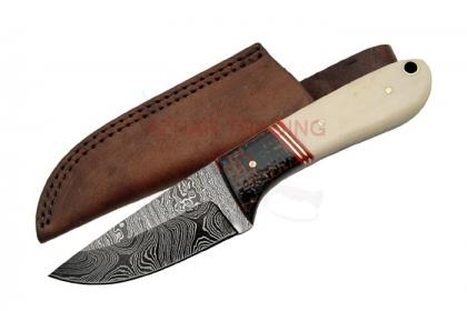 DAMASCUS HUNTER KNIFE