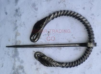 Hand Forged Clasp