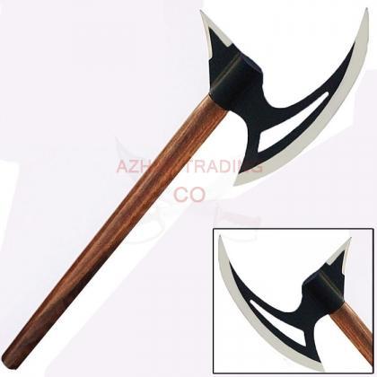 Loki Viking Battle Axe