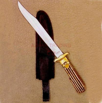 Cobra Bowie Hunting Knife