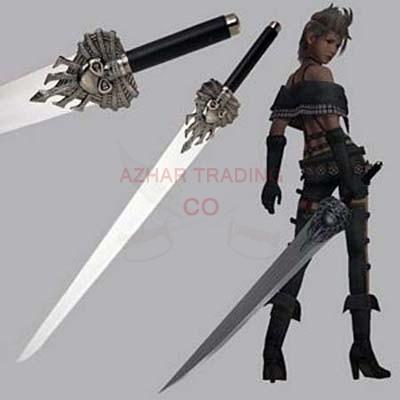 Final Fantasy - X-2 Paine Skull Sword of Darkness
