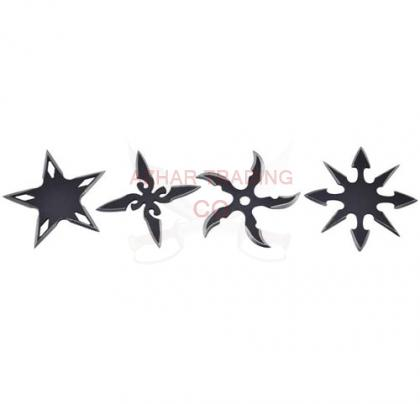Ninja Throwing Star Set